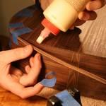 Perth Guitar Building Workshop Guitar Binding