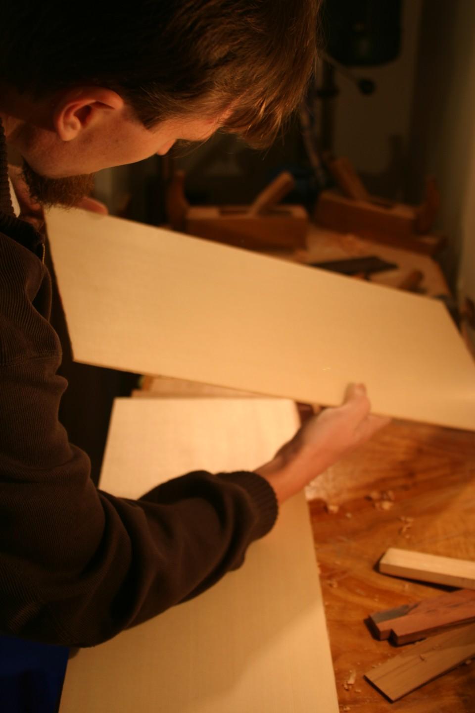 Perth Guitar Building Workshop Guitar Timber Selection